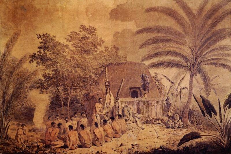 Kini Ke Kua Featured - Past Exhibits