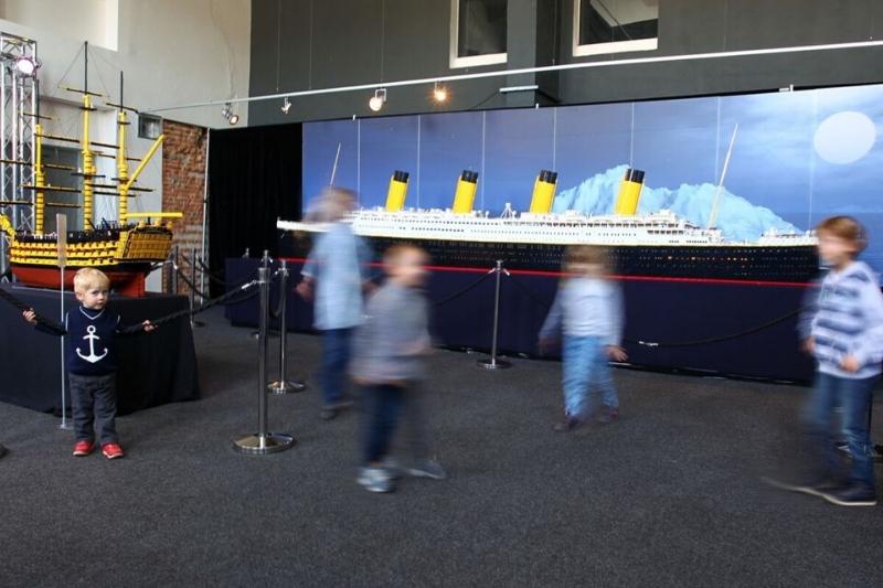 Lego Featured - Past Exhibits