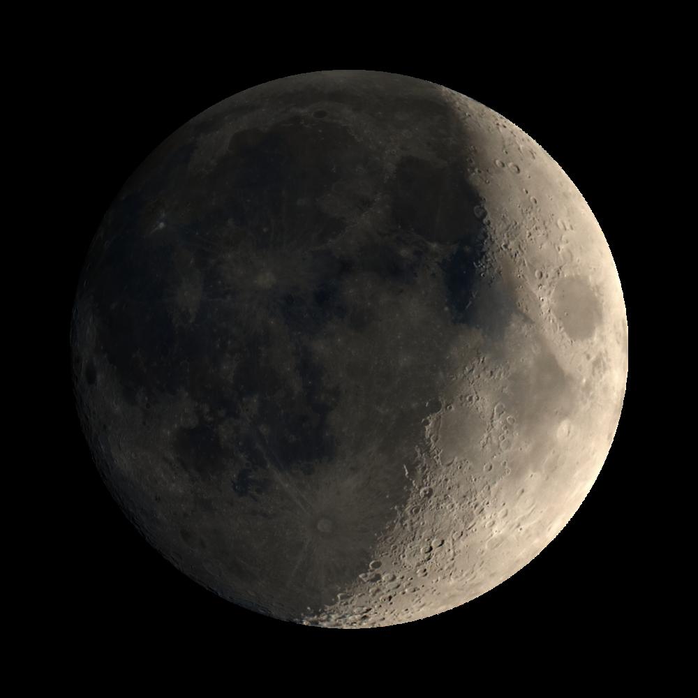 Half Bright Moon
